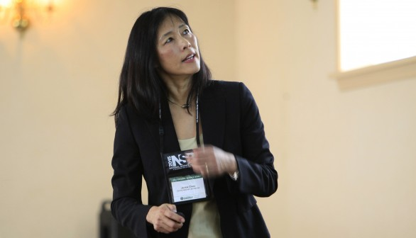Jackie Chen Introduces Nation's Top Science Students to Computational Combustion Challenges