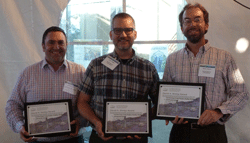 CRF Researchers Awarded the David A. Shirley Award for Outstanding Scientific Achievement