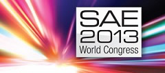CRF researchers attend 2013 SAE World Congress