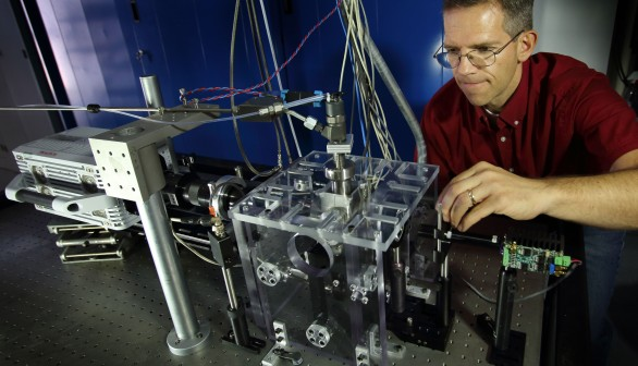 Spray Combustion Consortium formed to improve engine design
