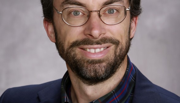 David Osborn Receives Lockheed Martin NOVA Award