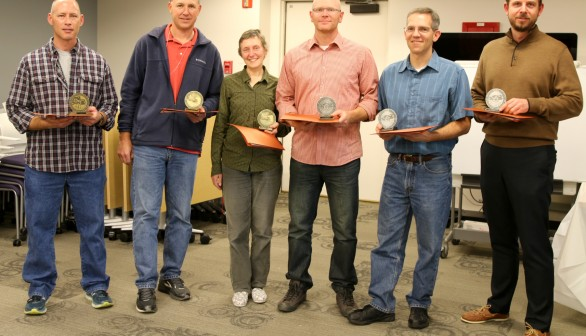 Sandia's Combustion Research Facility announces 2018 Awards
