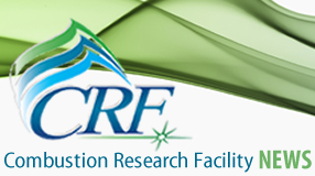 Combustion Research Facility (CRF) News