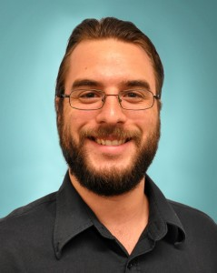Kyle Covert, a Ph.D. student at University of the Pacific.