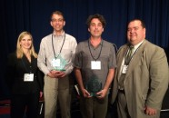 CRF Researchers Honored by DOE