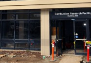 CRF Seismic Retrofit Complete
