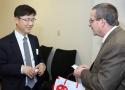 Hyundai executives visit Sandia
