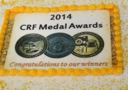 Habib Najm, Lyle Pickett, and Chris Carlen receive 2014 CRF awards