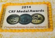 Habib Najm, Lyle Pickett, and Chris Carlen receive 2014 CRF awards