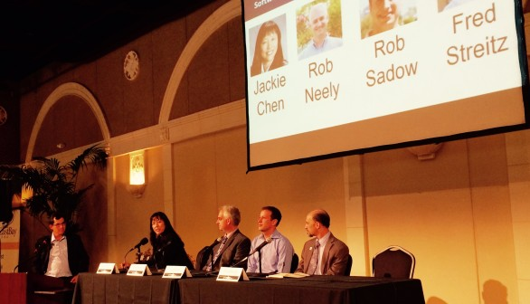 Jackie Chen Speaks at Innovation Forum