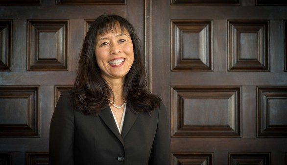 Jackie Chen inducted into Alameda County Women's Hall of Fame