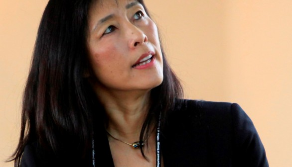 Jackie Chen to give keynote address at ISC High performance conference in Germany