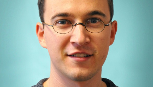 Postdoctoral Researcher Oliver Welz Moves on to Next Challenge