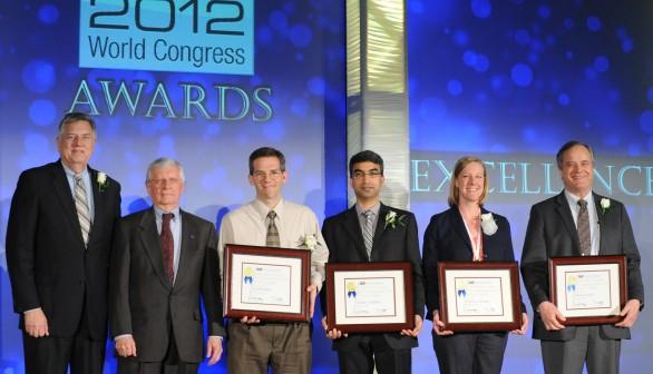 Lyle Pickett awarded SAE John Johnson Award