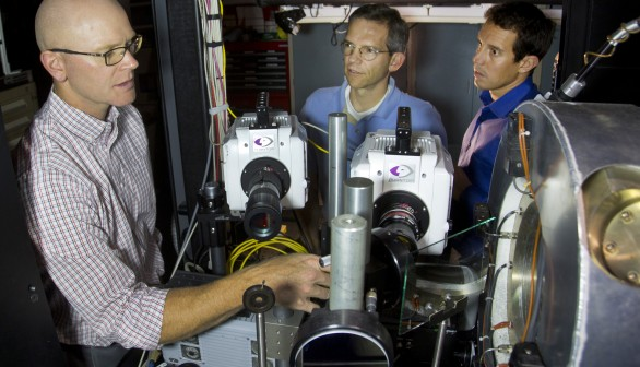 New engine optics to fuel future research