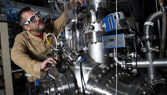CRF Researchers Make Direct Kinetic Measurements of Criegee Intermediate
