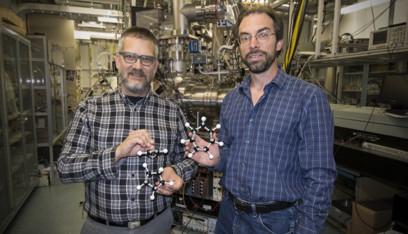 Sandia chemists discover new pathway in mechanism of soot formation