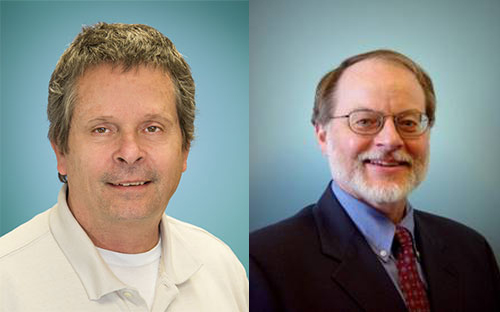 John Dec, Paul Miles receive recognition from ASME