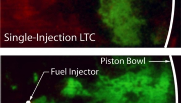 How low-temperature combustion enables cleaner, more efficient engines
